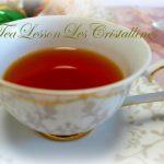 紅茶教室~紅茶プロコースレッスンのご報告