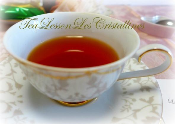 福岡ポーセラーツ・ポーセリンアート教室・紅茶教室・お稽古・習い事・サロン・クリスタリーヌの紅茶教室・紅茶プロコース