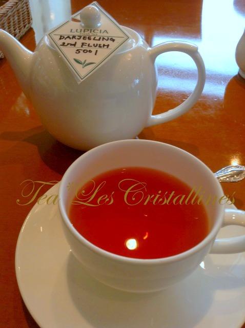 福岡ポーセラーツ・ポーセリンアート教室・紅茶教室・お稽古・習い事・サロン・クリスタリーヌの紅茶