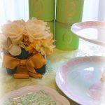 premium event lesson@東京~新春のポーセラーツlesson&お茶会のご案内