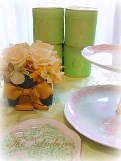 福岡ポーセラーツ・ポーセリンアート教室・紅茶教室・お稽古サロン・クリスタリーヌ